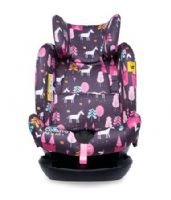 All in All Plus ISOFIX Car Seat Unicorn Land